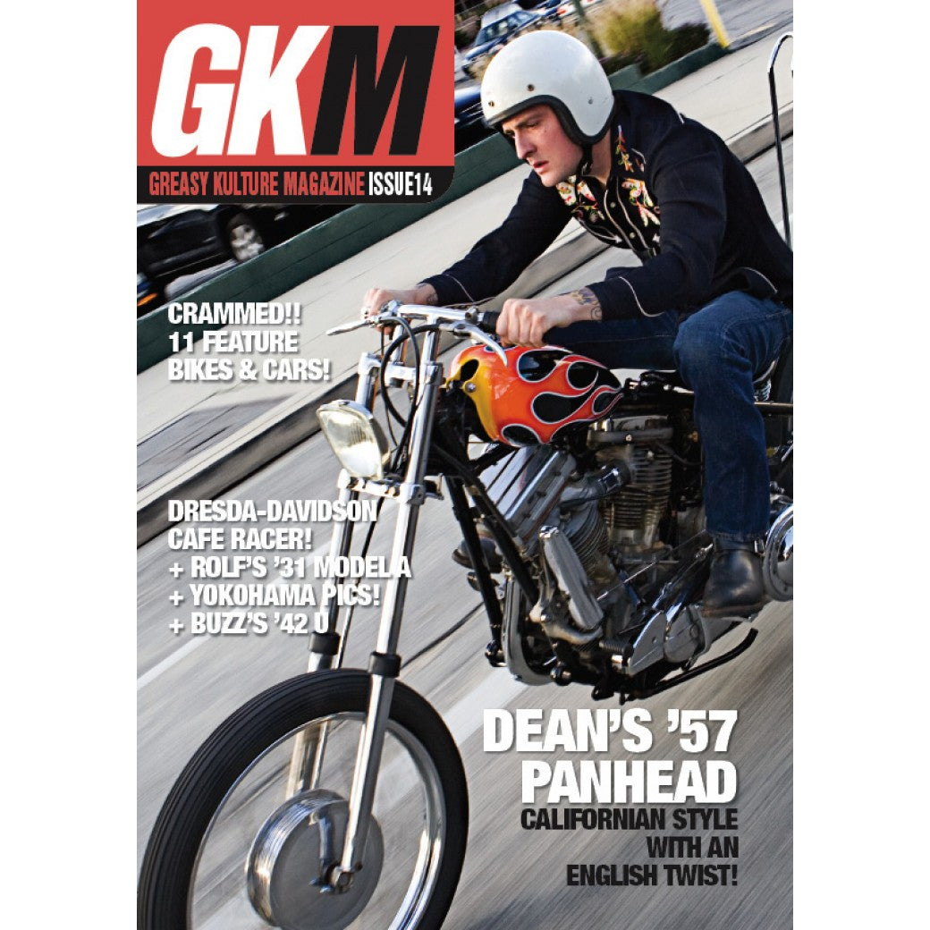 Greasy Kulture issue 14