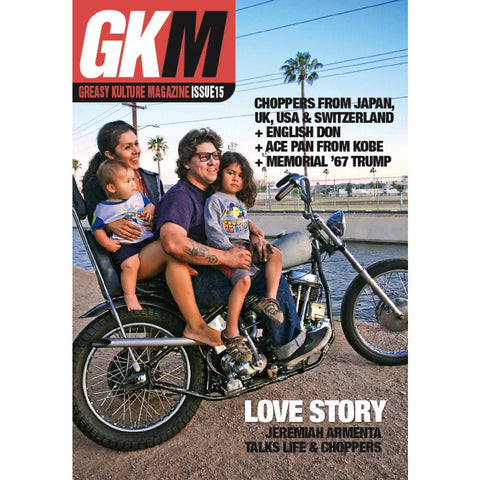 Greasy Kulture issue 15