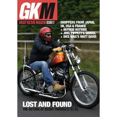 Greasy Kulture issue 17