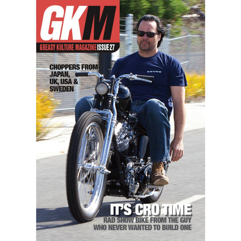 Greasy Kulture issue 27