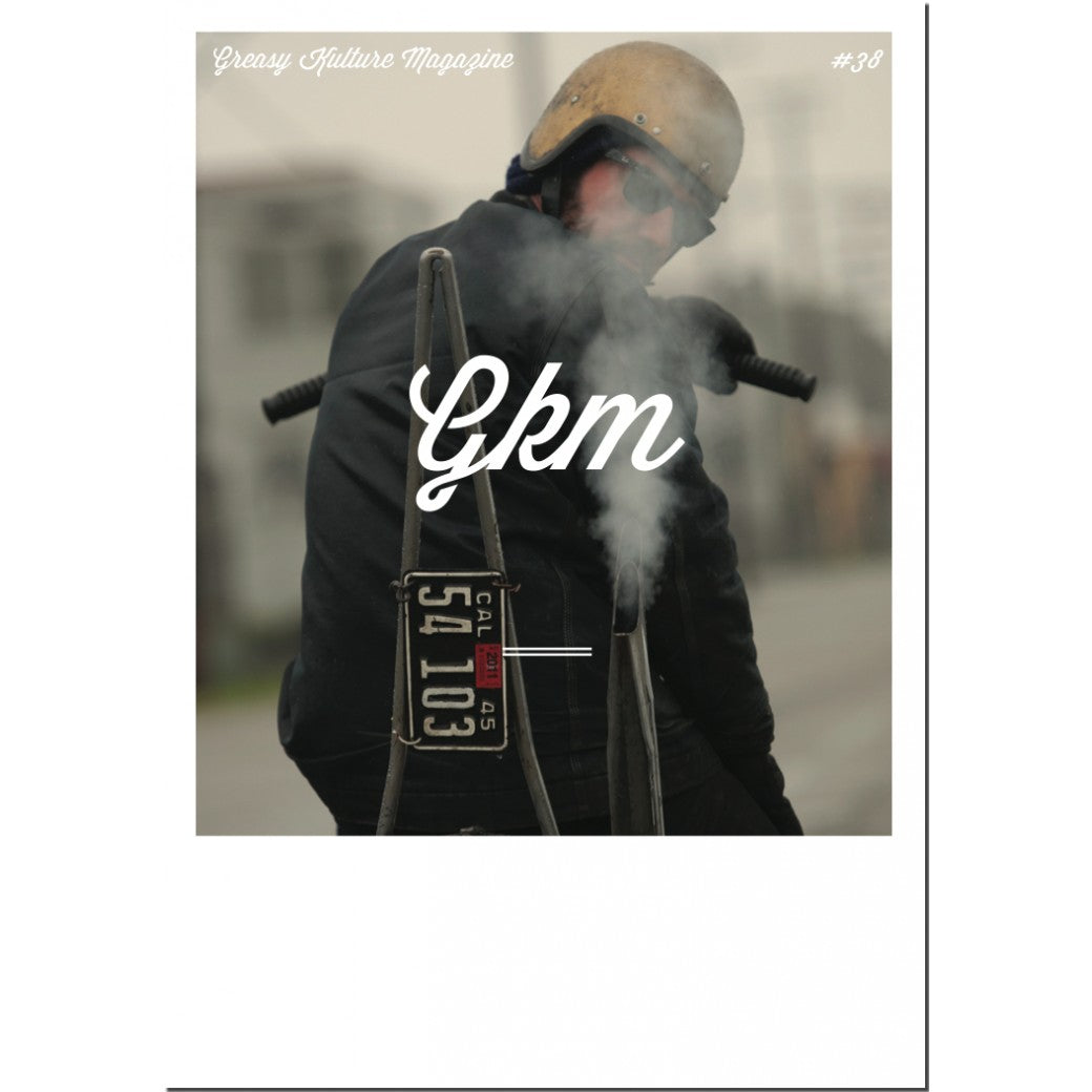 Greasy Kulture issue 38