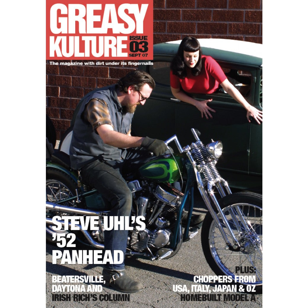 Greasy Kulture issue 3