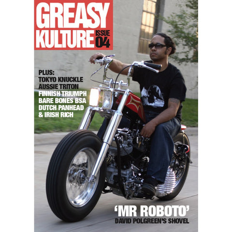 Greasy Kulture issue 4