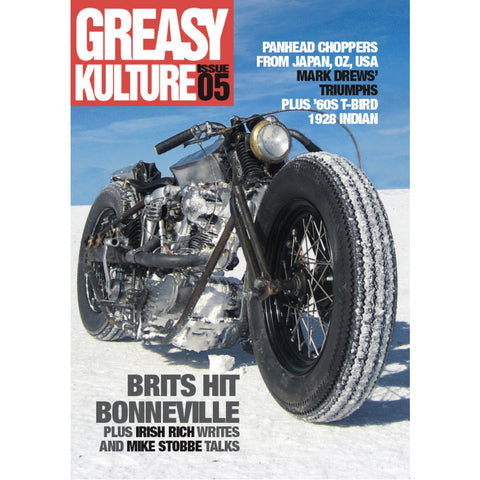 Greasy Kulture issue 5