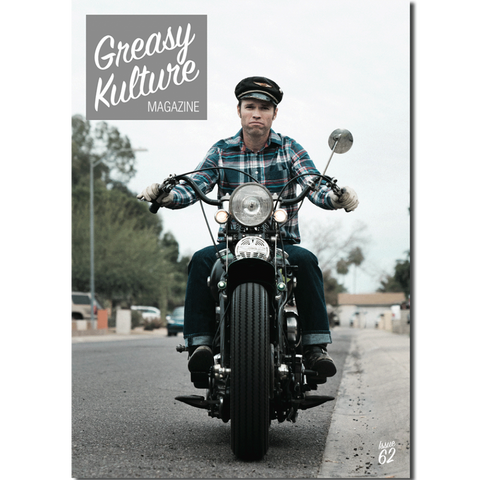 Greasy Kulture issue 62