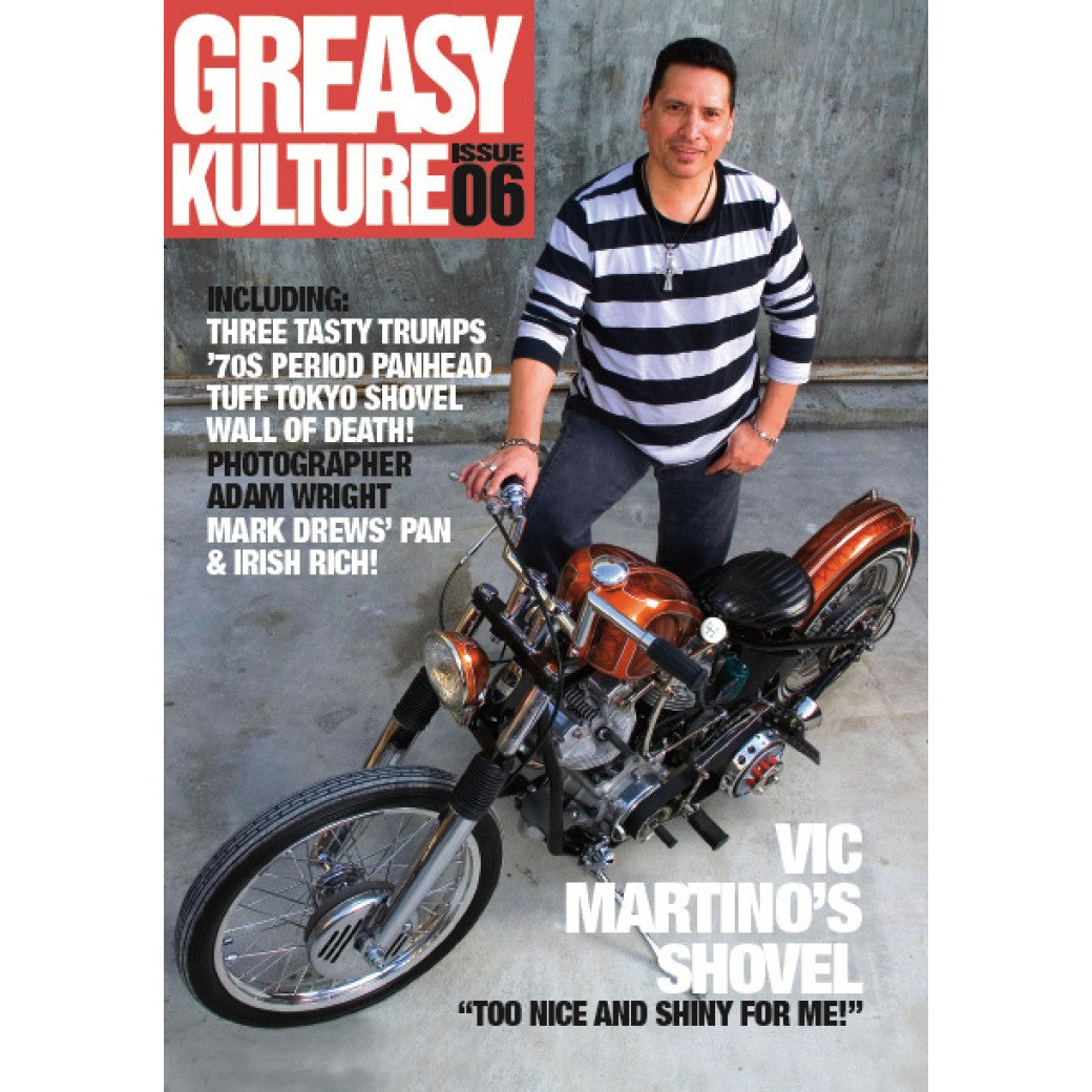Greasy Kulture issue 6