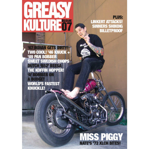 Greasy Kulture issue 7