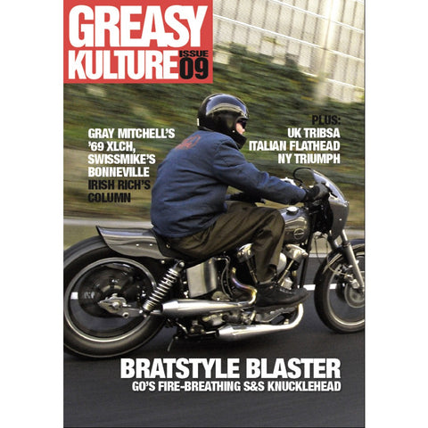 Greasy Kulture issue 9