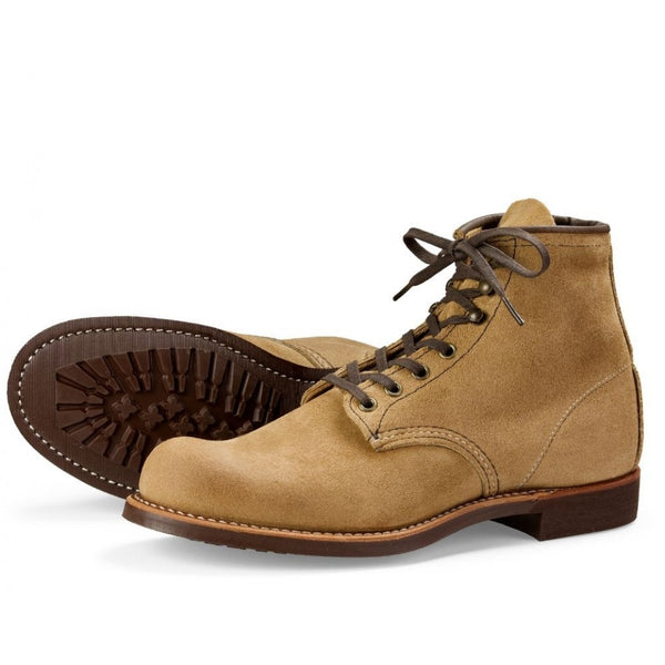 RED WING BLACKSMITH 3344 HAWTHORNE MULESKINNER BOOTS