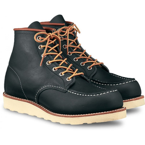 RED WING CLASSIC MOC TOE 8859 NAVY PORTAGE BOOTS