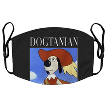Load image into Gallery viewer, Dogtanian 80s Cartoon Reusable Premium Face Mask Cover with Filters