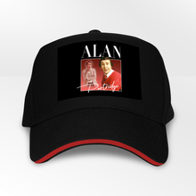 Load image into Gallery viewer, Alan Partridge Steve Coogan 5 Panel Throwback Cap - Timeless Tees