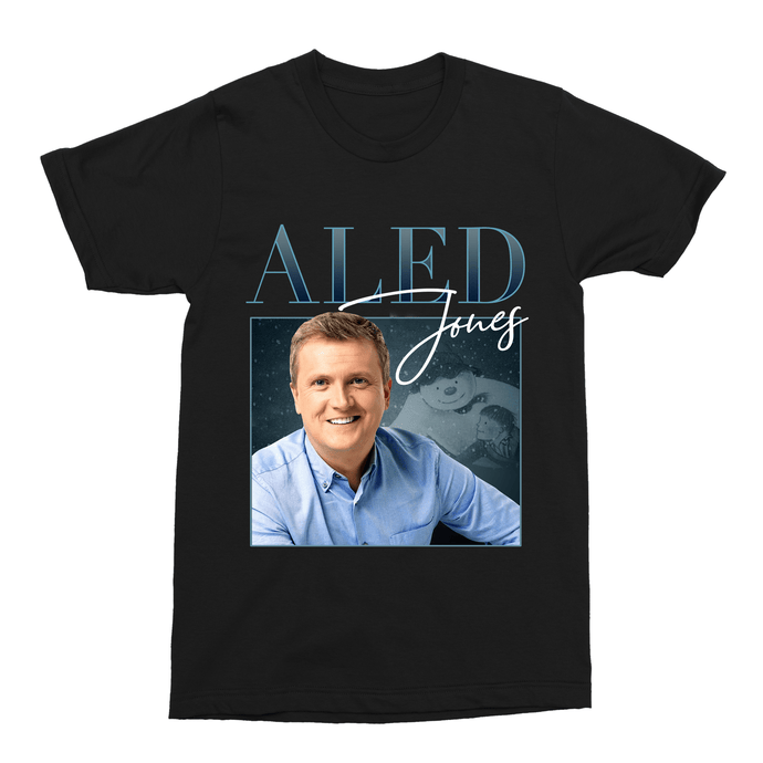 Aled Jones The Snowman Xmas Unisex Christmas Throwback T-Shirt - Timeless Tees