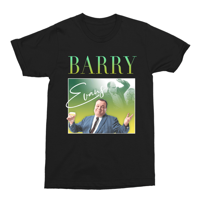 Barry Evans EastEnders Shaun Williamson Unisex Vintage Throwback T-Shirt - Timeless Tees
