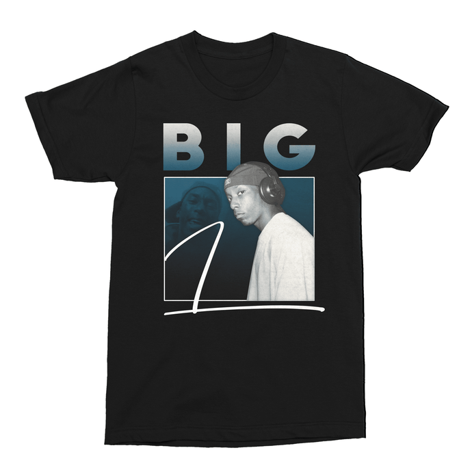 Big L Hip Hop 90s Unisex Vintage Throwback T-Shirt - Timeless Tees