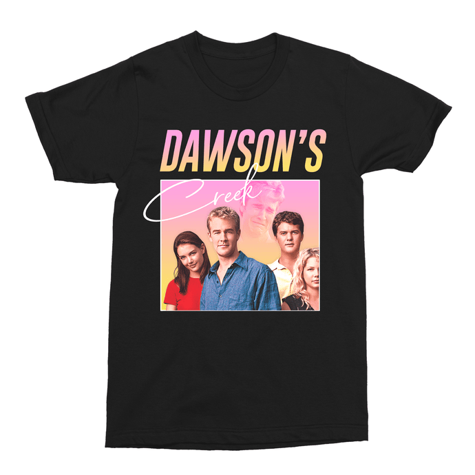 Dawson's Creek 90s TV Unisex Vintage Throwback T-Shirt - Timeless Tees