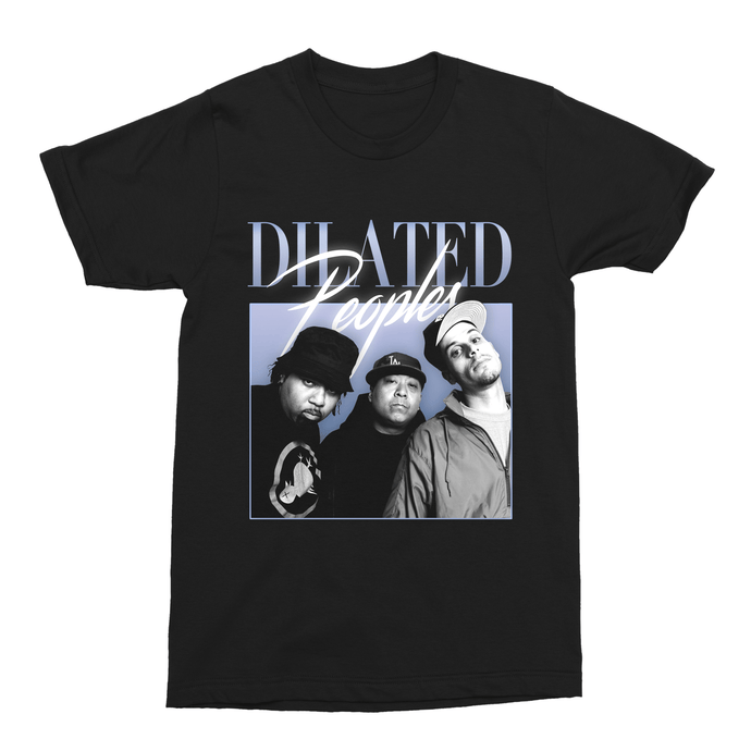 Dilated Peoples Hip Hop Unisex Vintage Throwback T-Shirt - Timeless Tees