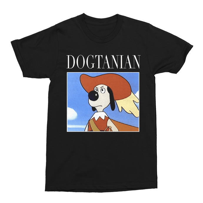 Dogtanian 80s Cartoon Unisex Vintage Throwback T-Shirt - Timeless Tees