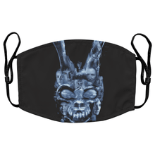 Load image into Gallery viewer, Donnie Darko Reusable Premium Face Mask Cover with Filters - Timeless Tees