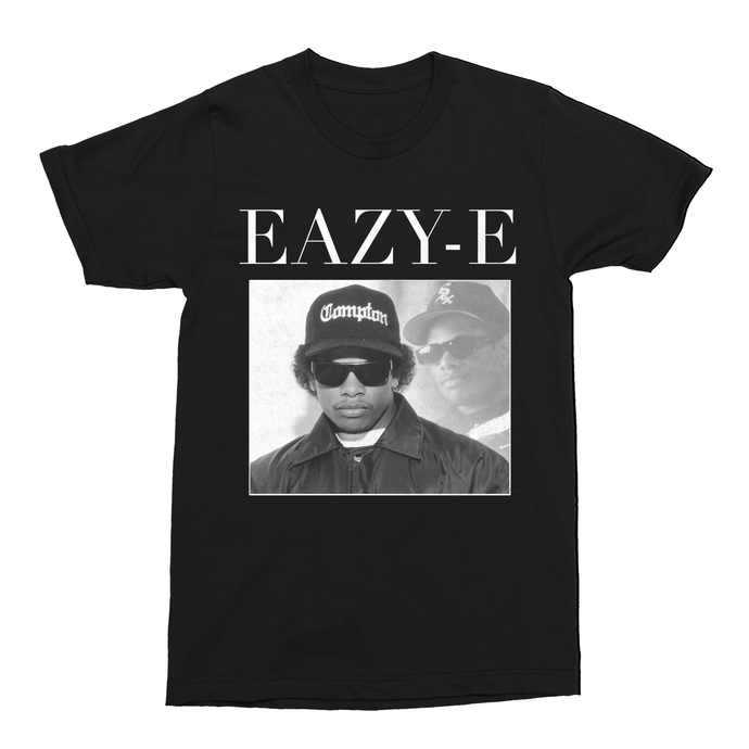 Eazy-E 90s Hip Hop NWA Unisex Vintage Throwback T-Shirt - Timeless Tees