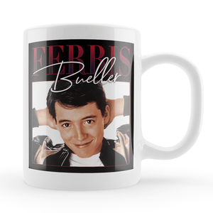 Ferris Bueller's Day Vintage Style Throwback Coffee Tea Mug - Timeless Tees
