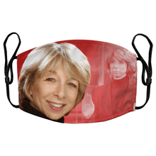 Load image into Gallery viewer, Gail Platt Coronation Street Reusable Premium Face Mask Cover with Filters - Timeless Tees