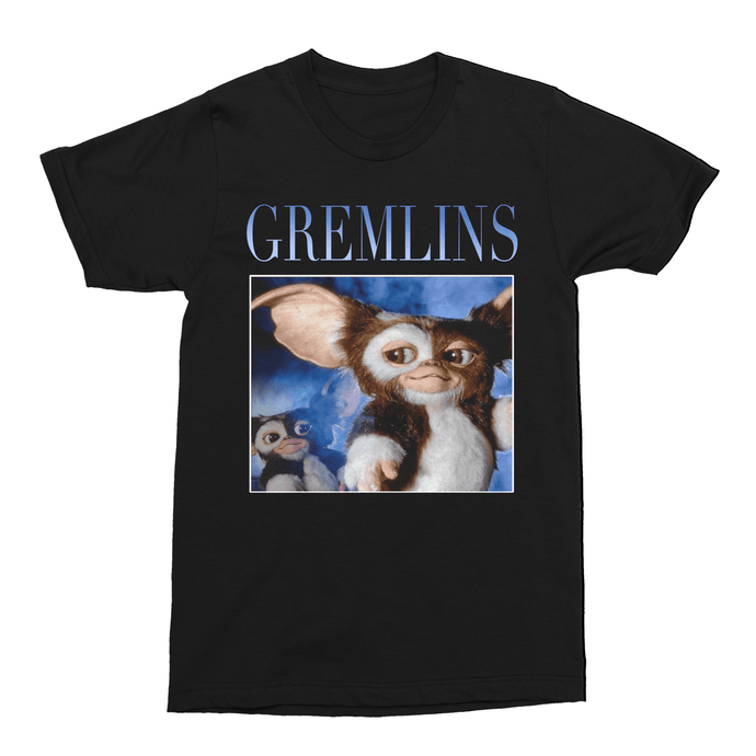 Gremlins 01 80s Movie Unisex Vintage Throwback T-Shirt - Timeless Tees