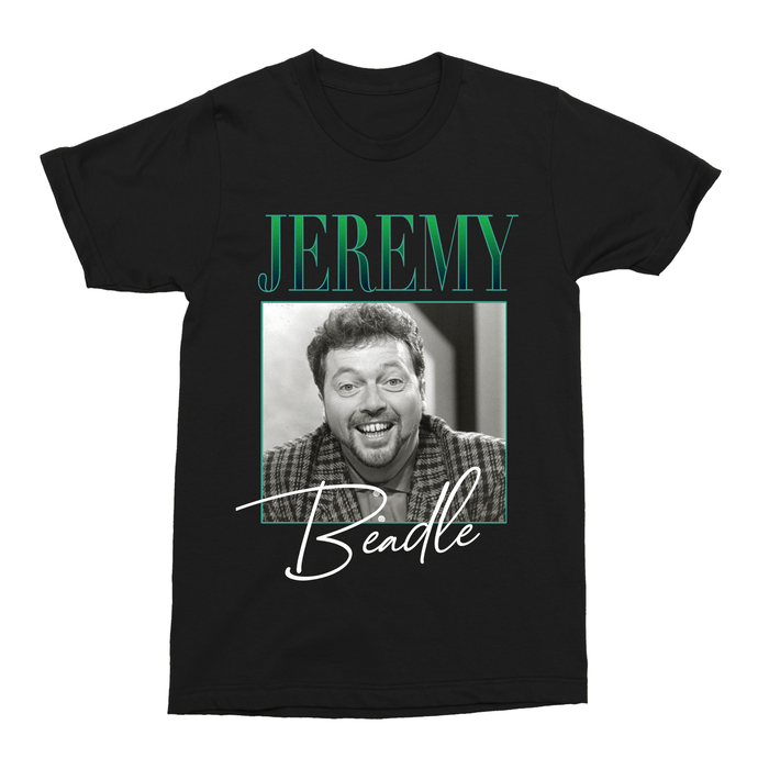Jeremy Beadle Unisex Vintage Throwback T-Shirt - Timeless Tees