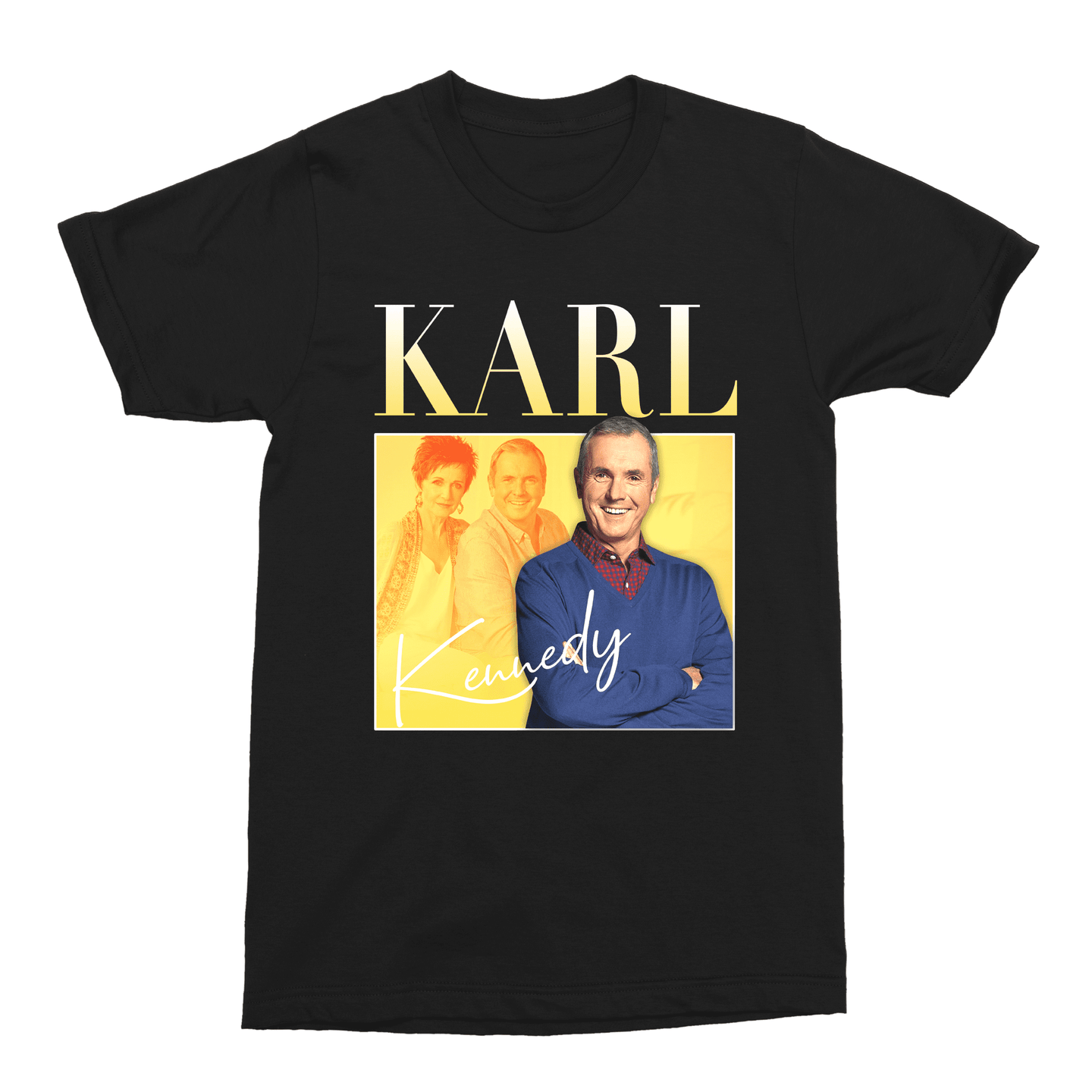 Karl Kennedy Neighbours Unisex Vintage Throwback T-Shirt - Timeless Tees