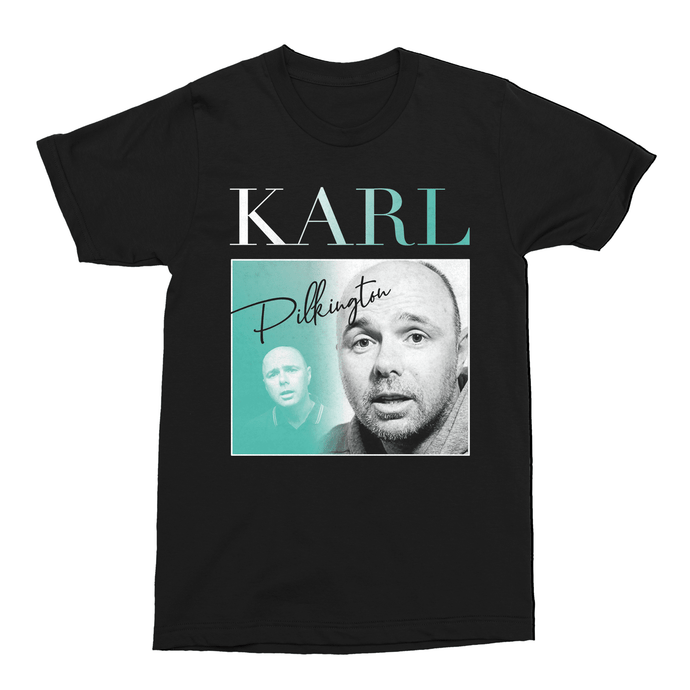 Karl Pilkington An Idiot Abroad TV Unisex Vintage Throwback T-Shirt - Timeless Tees