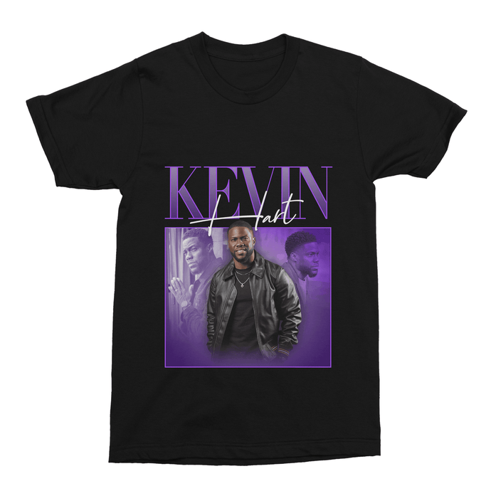 Kevin Hart Unisex Vintage Throwback Homage T-Shirt - Timeless Tees
