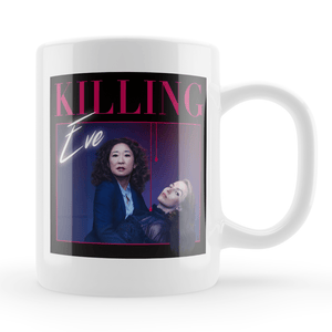 Killing Eve Vintage Style Throwback Coffee Tea Mug - Timeless Tees
