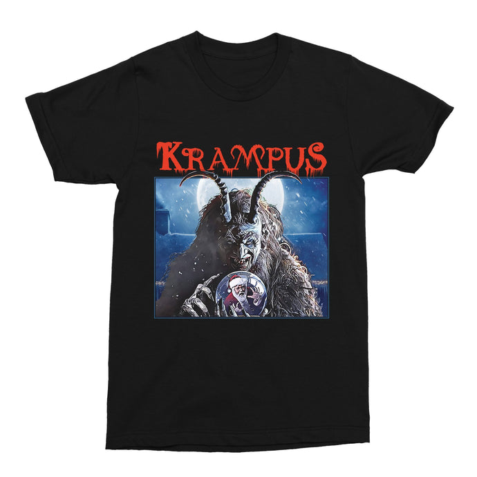 Krampus Christmas Movie Xmas 2020 Unisex Vintage Throwback T-Shirt - Timeless Tees