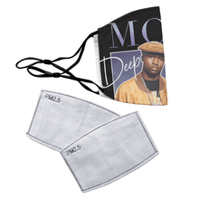 Load image into Gallery viewer, Mobb Deep Hip Hop Reusable Premium Face Mask Cover with Filters - Timeless Tees