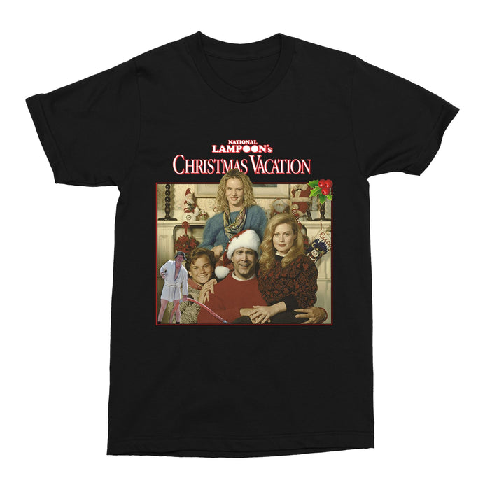 National Lampoon's Christmas Vacation Christmas Movie Xmas 2020 Unisex Vintage Throwback T-Shirt - Timeless Tees