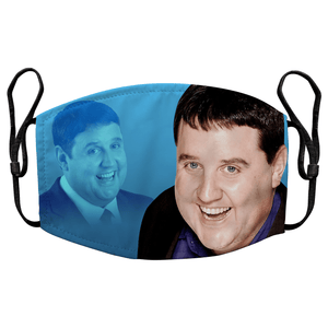 Peter Kay Reusable Premium Face Mask Cover with Filters - Timeless Tees