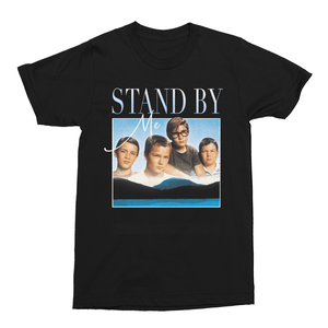 Stand by Me 80s Movie Unisex Vintage Throwback T-Shirt - Timeless Tees