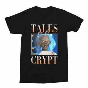 Tales from the Crypt 90s TV Unisex Vintage Throwback T-Shirt - Timeless Tees