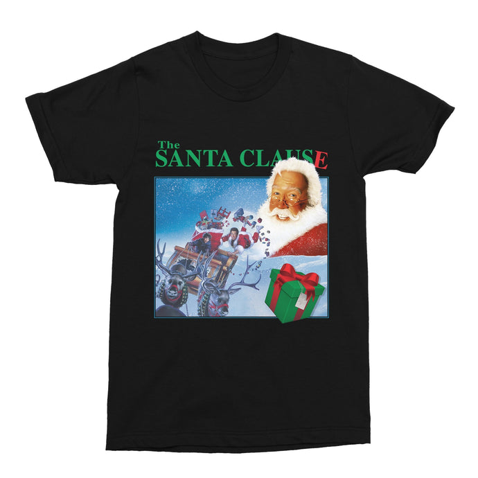The Santa Clause Christmas Movie Xmas 2020 Unisex Vintage Throwback T-Shirt - Timeless Tees