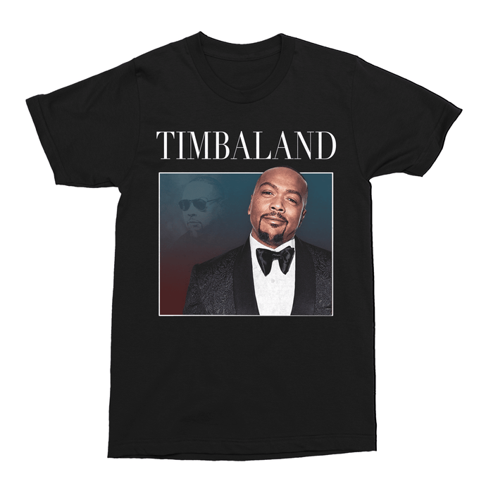 Timbaland Hip Hop Unisex Vintage Throwback T-Shirt - Timeless Tees