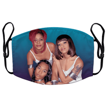 Load image into Gallery viewer, TLC Reusable Premium Face Mask Cover with Filters - Timeless Tees