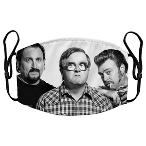 Trailer Park Boys Reusable Premium Face Mask Cover with Filters - Timeless Tees