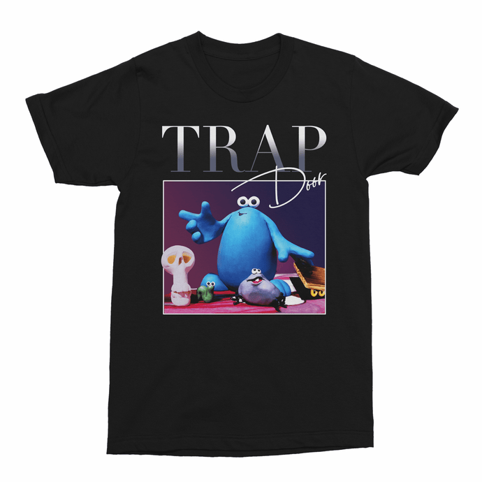 Trap Door 80s TV Unisex Vintage Throwback T-Shirt - Timeless Tees