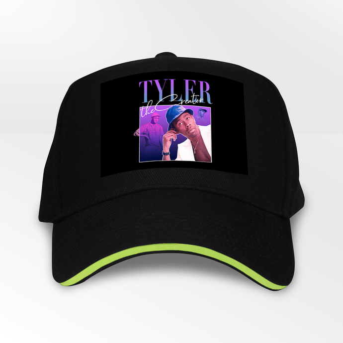 Tyler the Creator 5 Panel Throwback Cap - Timeless Tees