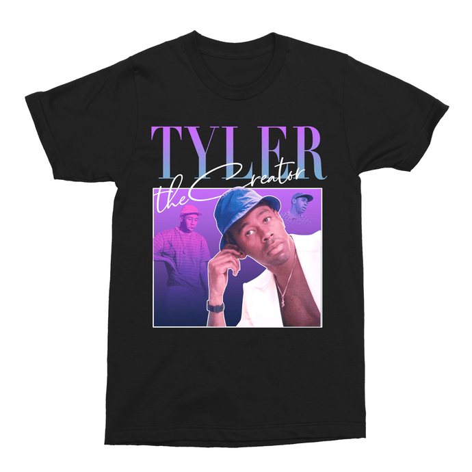 Tyler The Creator Unisex Vintage Throwback T-Shirt - Timeless Tees