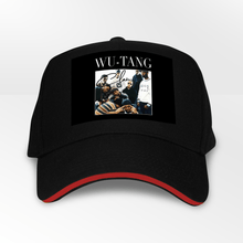 Load image into Gallery viewer, Wu Tang Hip Hop 5 Panel Throwback Cap - Timeless Tees