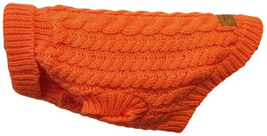 The Gelert Dog Jumper in Orange