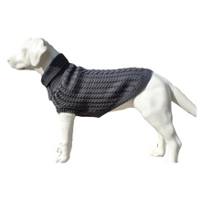 Load image into Gallery viewer, The Chunk Dog Jumper in Grey