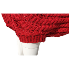 Load image into Gallery viewer, The Chunk Dog Jumper in Red