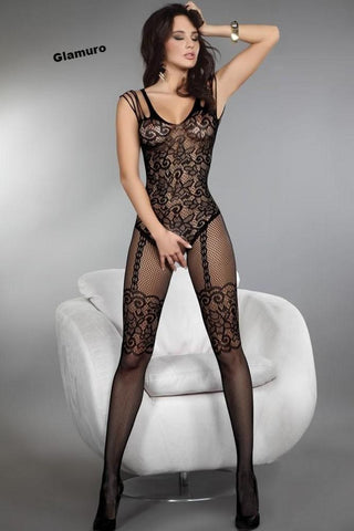 Noirs Slips Intime Robe Body stocks - glamuro-fashion.com